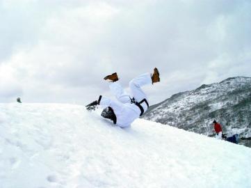 2000 X Snow training